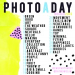 Photo A Day Challenge / March 2016