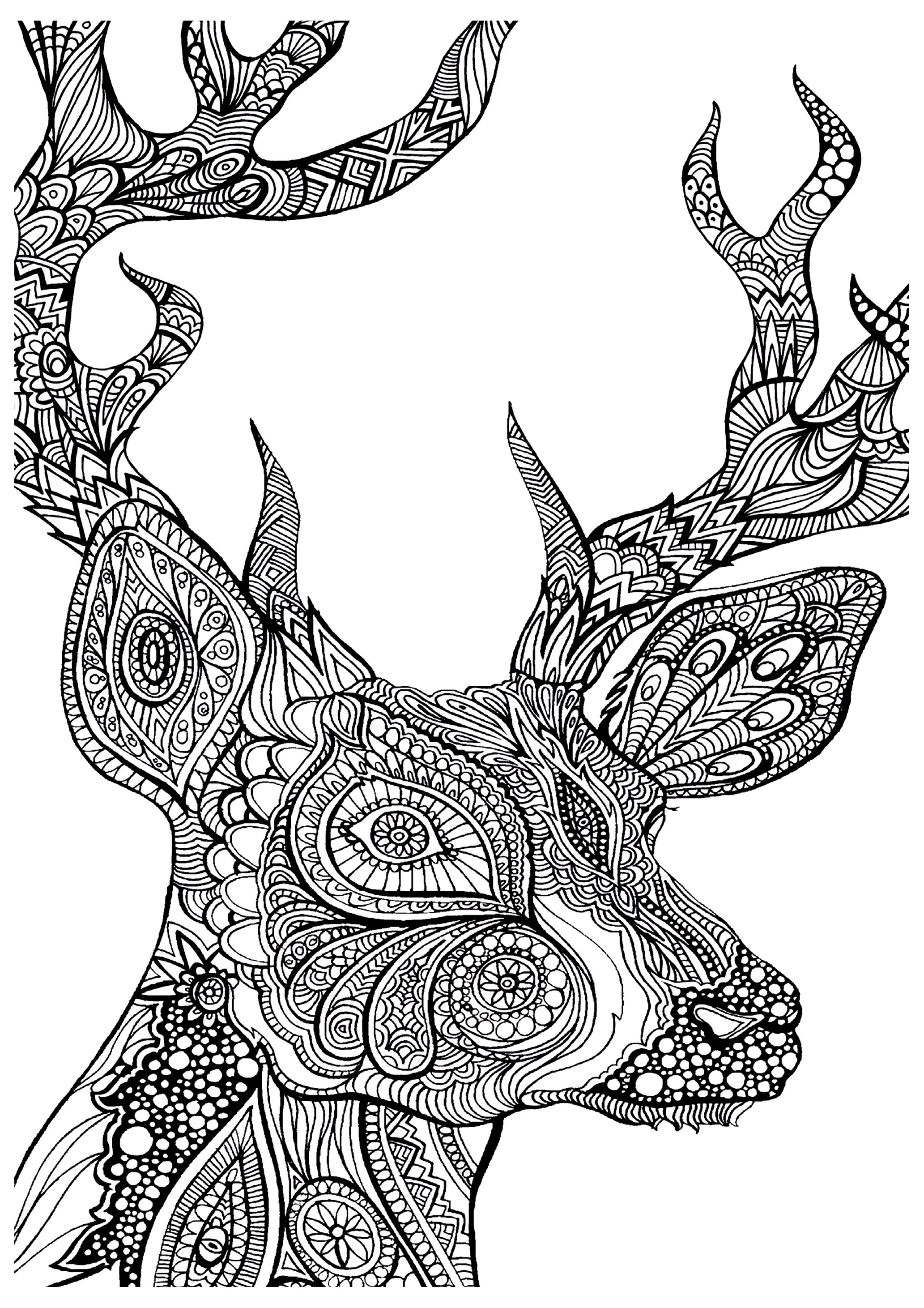 printable adults coloring pages free - photo#5