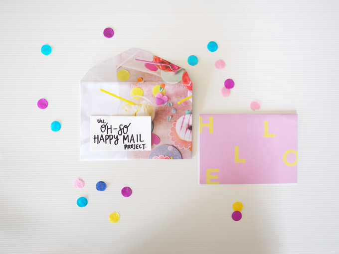 The Oh-So-Happy-Mail Project