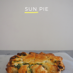 Spinach & Ricotta Sun Pie Recipe