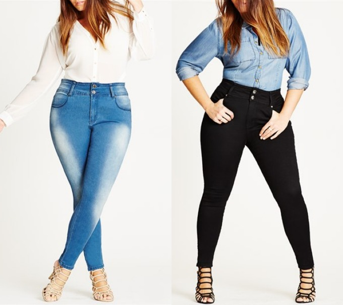 Fashion faves: The six best plus-size jeans