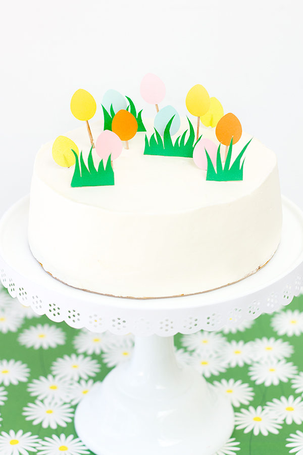 10 Easy & Amazing Easter Cakes