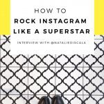 How To Rock Instagram Like A Superstar: @nataliediscala
