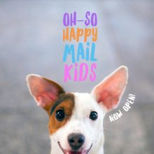 OH-SO HAPPY MAIL KIDS // ROUND 03