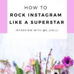 How To Rock Instagram Like A Superstar: @C_COLLI
