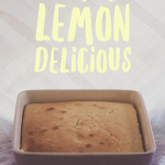 Thermomix Lemon Delicious