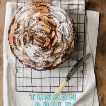 Tuscan Apple Cake Recipe