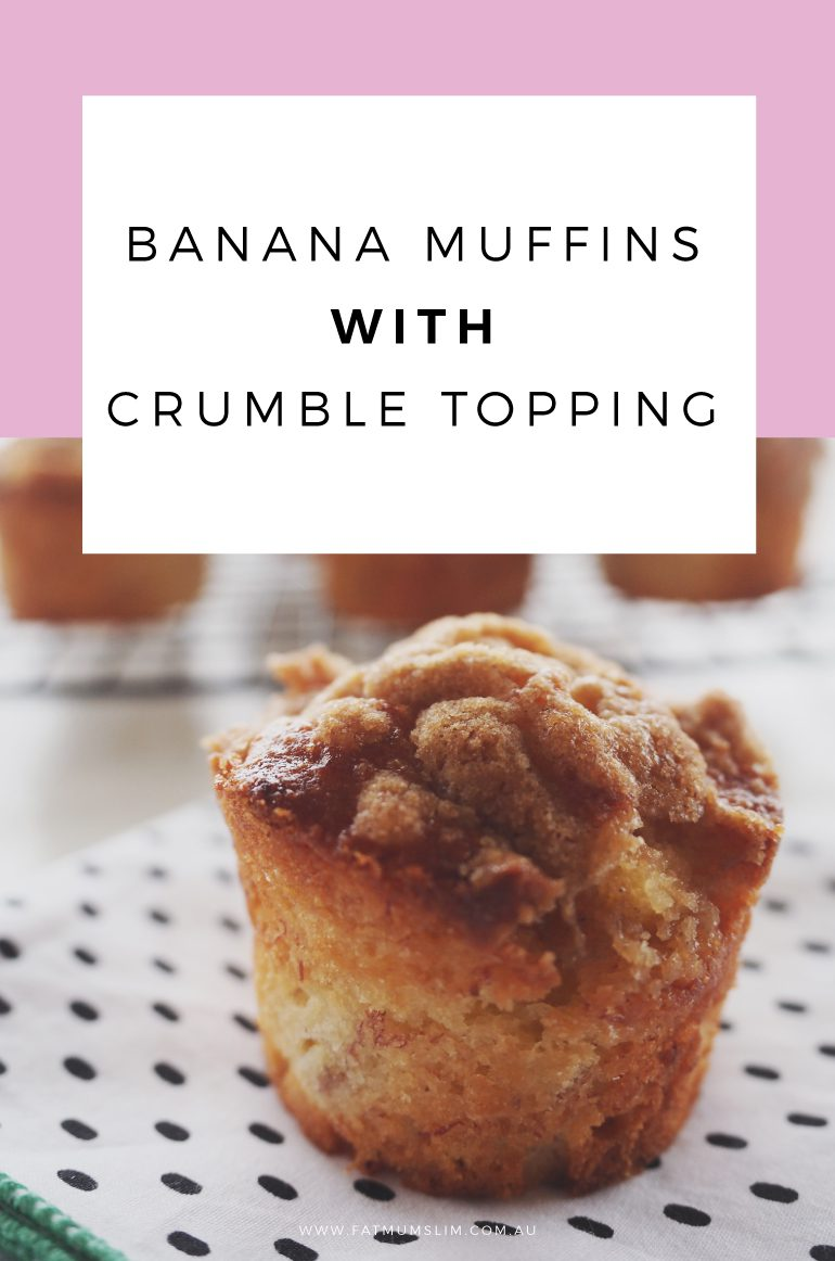 The BEST banana muffins ever. I ate far too many of these because they're sooooo moorish and delicious. Make them, bake them, and enjoy them. Get the recipe here...