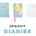 The most beautiful diaries for 2016/2017