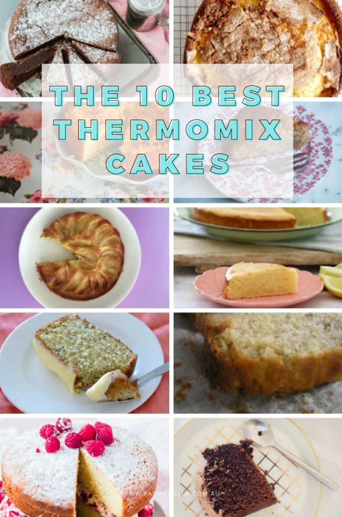 The Best Thermomix Cakes To Make, Bake & Enjoy