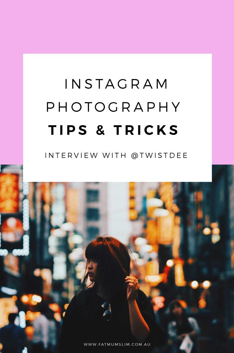 Check out this interview with @twistdee where she shares how she achieves her stunning Instagram photos, including her favourite Apps for editing. Read it now!