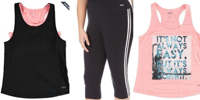 Plus Size Activewear | BEST & LESS : Wondering where to buy beautiful plus size activewear? Wonder no more. This is where. All my favourite shops in one place.