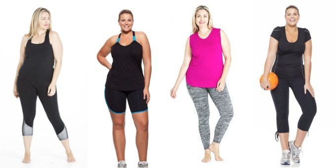 Plus Size Activewear | Female For Life : Wondering where to buy beautiful plus size activewear? Wonder no more. This is where. All my favourite shops in one place.