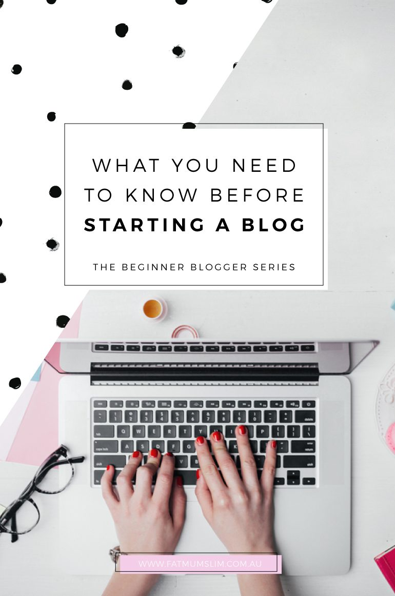 So you want to start a blog? Here's six simple questions you need to ask yourself before you start. Get started today!