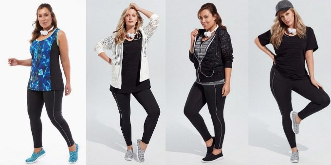 Plus Size Activewear | Taking Shape : Wondering where to buy beautiful plus size activewear? Wonder no more. This is where. All my favourite shops in one place.