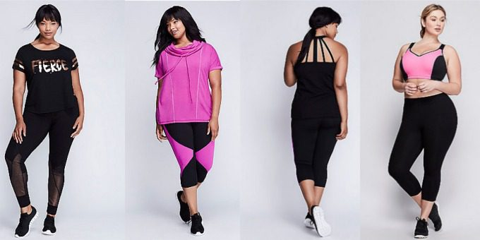 Plus Size Activewear | Lane Bryant : Wondering where to buy beautiful plus size activewear? Wonder no more. This is where. All my favourite shops in one place.