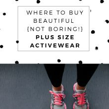 Plus Size Activewear In Australia