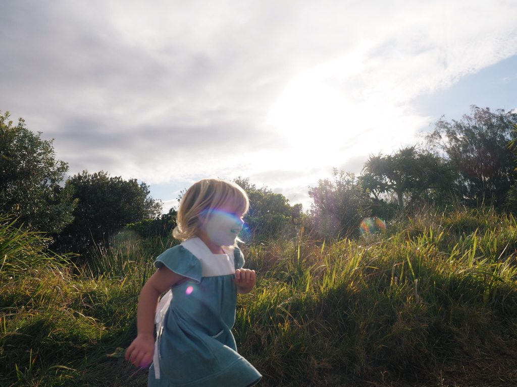 Letter to Luella: 3 years old