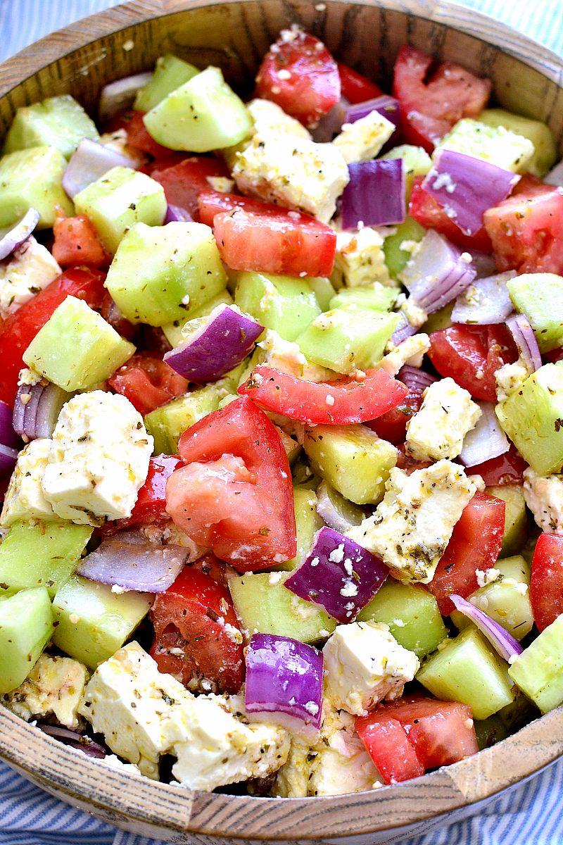 20 Delicious Salad Recipe Ideas