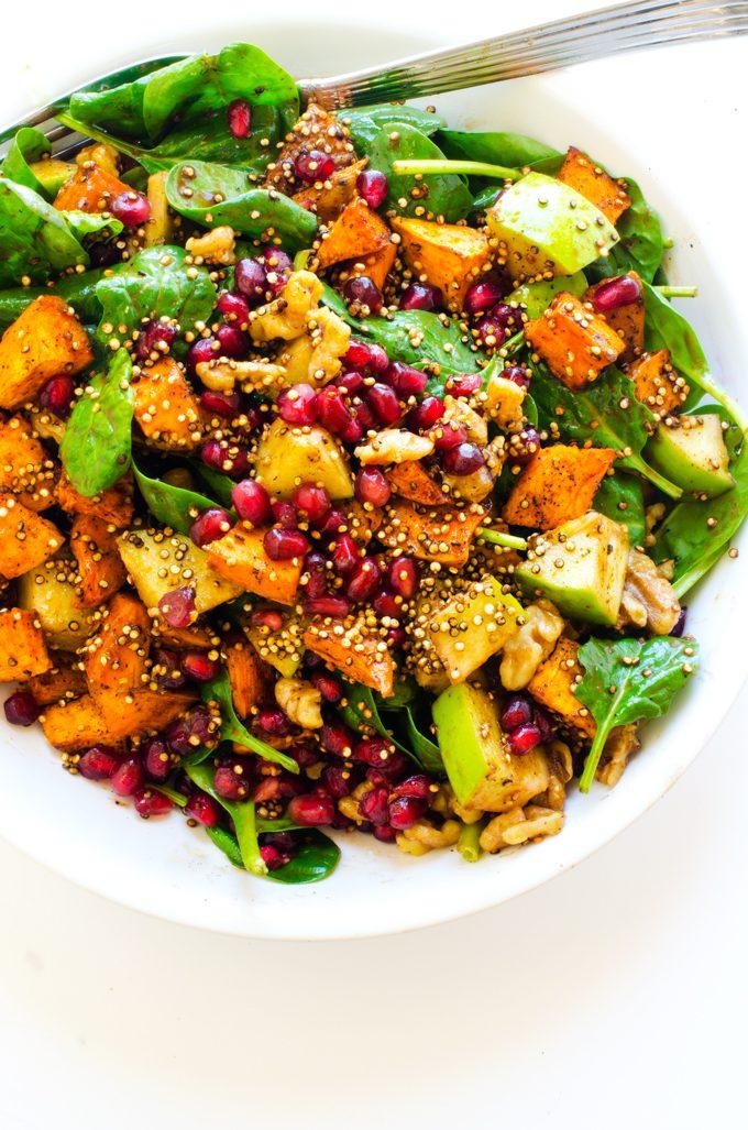 20 Delicious Salad Recipe Ideas Fat Mum Slim