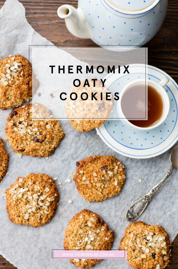 Thermomix Oaty Cookies Recipe