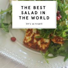 The Best Salad In The World