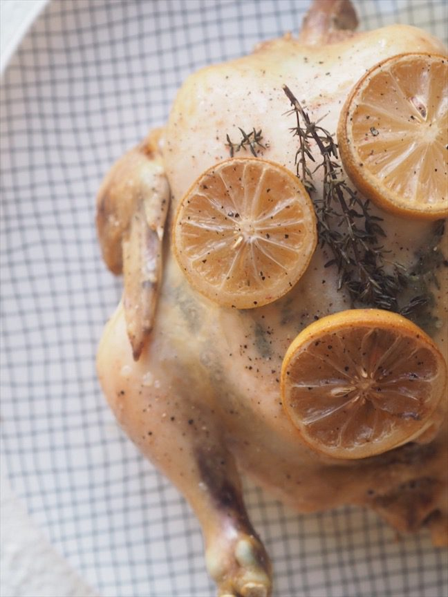 How To Cook A Whole Chicken In Your Slow Cooker - Fat Mum Slim-6278