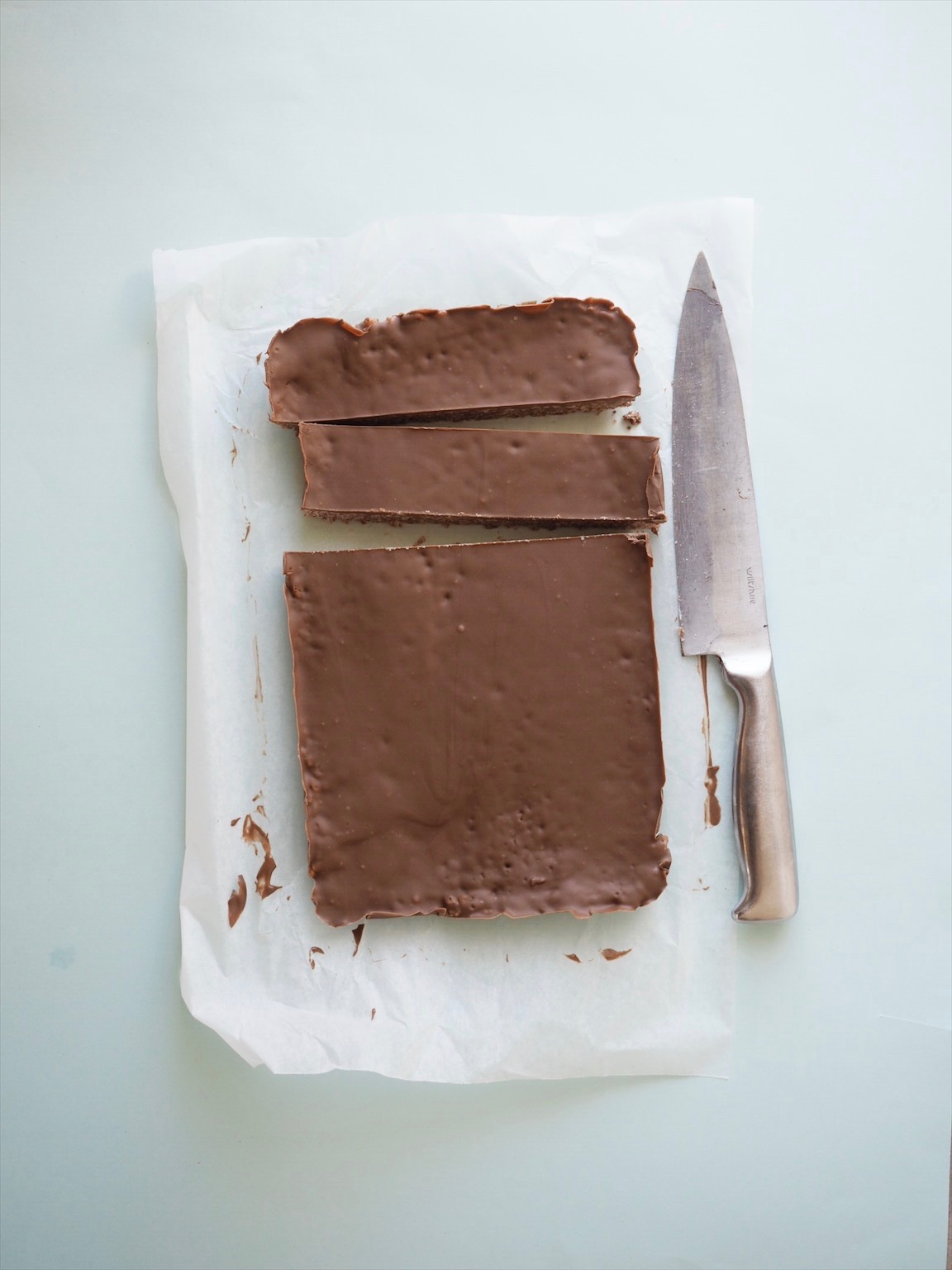 No Bake Mars Bar Slice Recipe