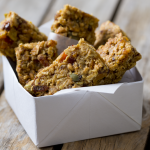 Fruity Breakfast Bars {A Thermomix Recipe}