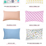 The Best Fun & Fresh Pillowcases For Spring