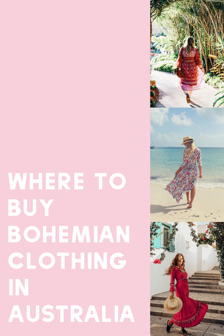 Where To Buy Bohemian Clothing In Australia Fat Mum Slim