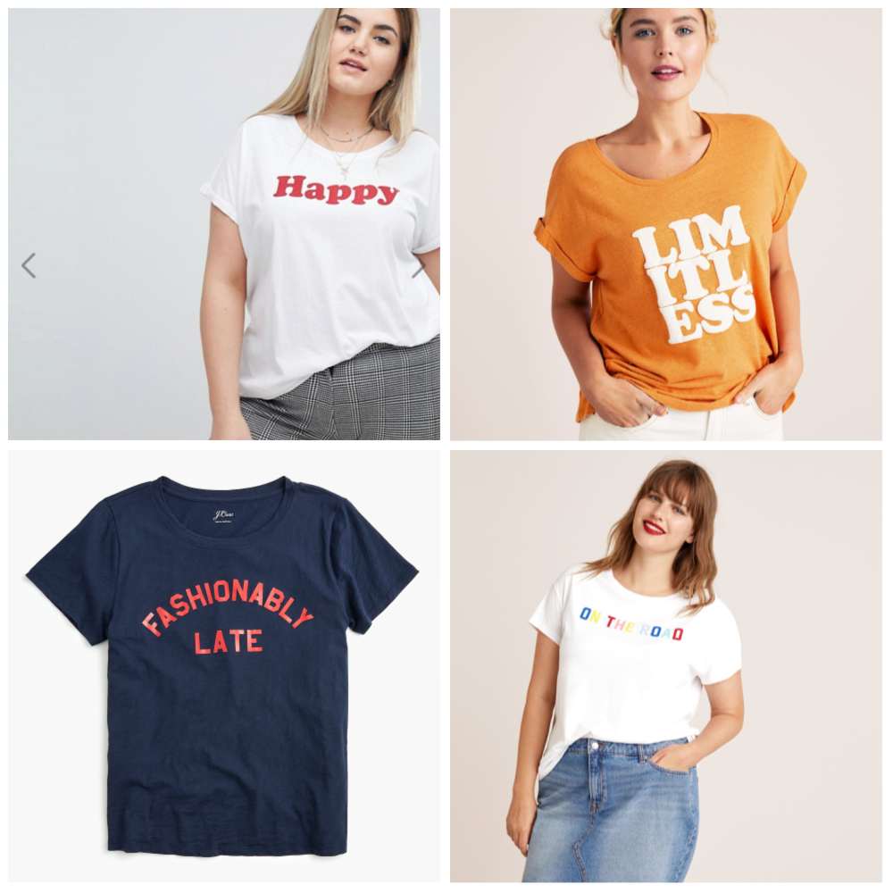 e3fd55e23f1 40+ Fun Plus Size Graphic Tees - Fat Mum Slim